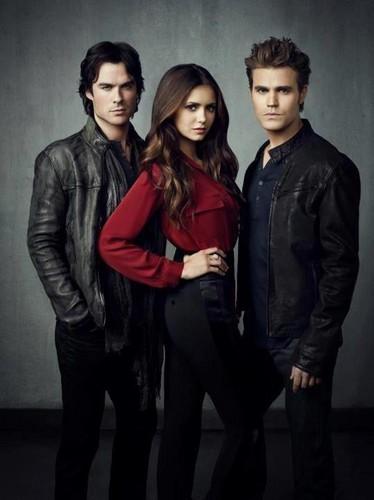 Stefan, Elena & Damon - Season 4 Promo