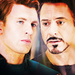 Steve/Tony - steve-and-tony icon