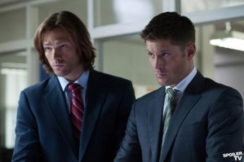 Supernatural - 8.03 - Heartache - Promotional Pics