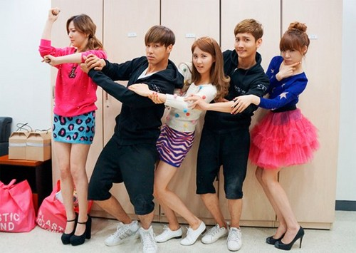 TTS with TVXQ
