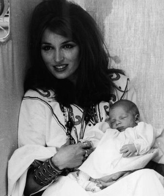 Talitha Getty (18 October 1940 – 14 July 1971)