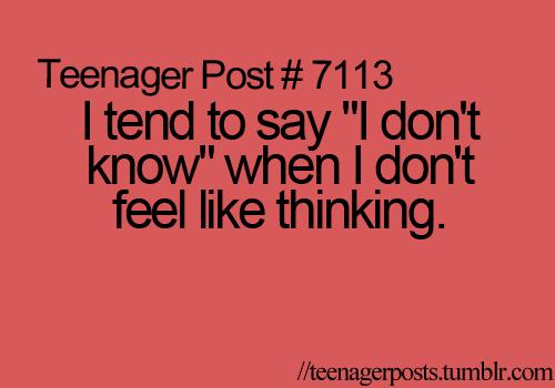 Teenager Post - teenager-posts Photo