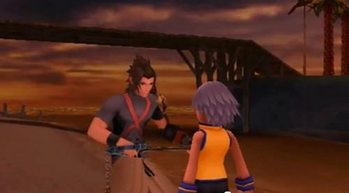 Terra and Riku