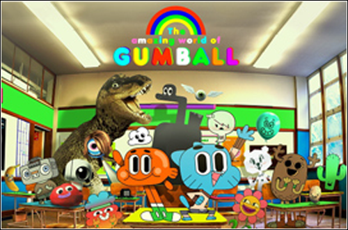 The Amazuing World of Gumball