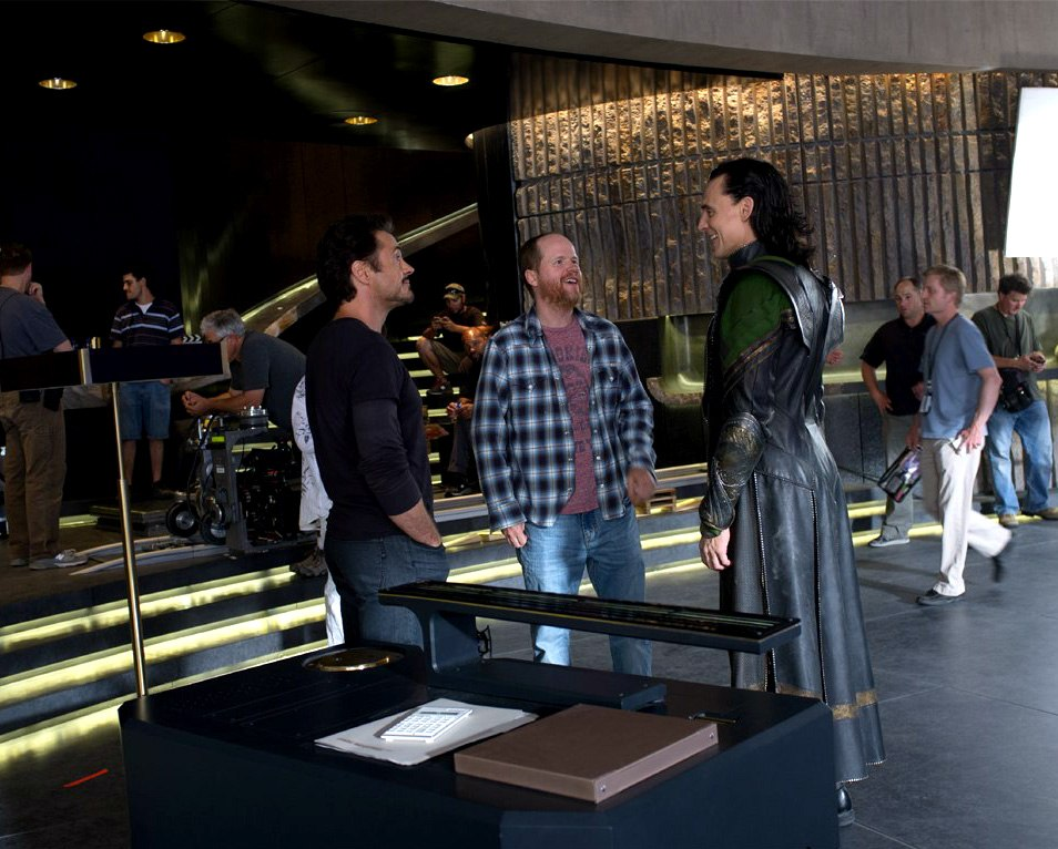 The Avengers unseen foto