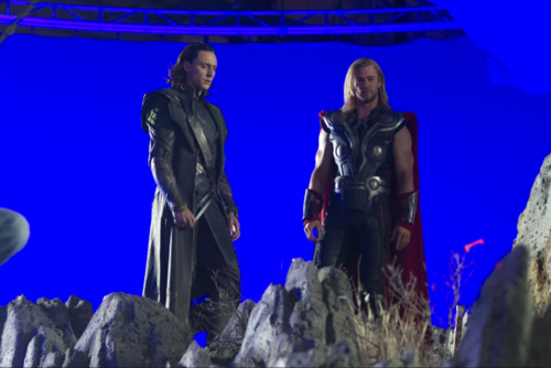 The Avengers unseen foto