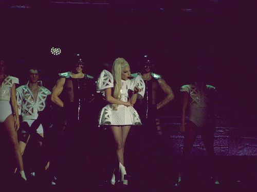 The Born This Way Ball Tour in Antwerp