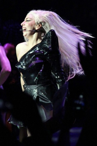 The Born This Way Ball Tour in Milan