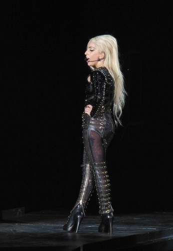 The Born This Way Ball Tour in Nice