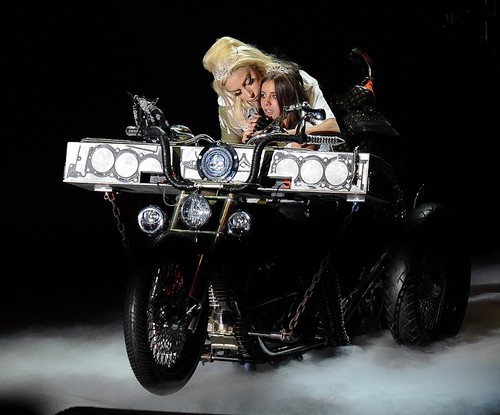 The Born This Way Ball Tour in Zurich