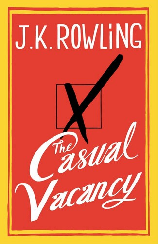 The Casual Vacancy سے طرف کی J.K. Rowling