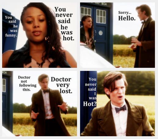The Doctor's Priorities