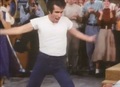 The Fonz dancing - arthur-fonzarelli photo