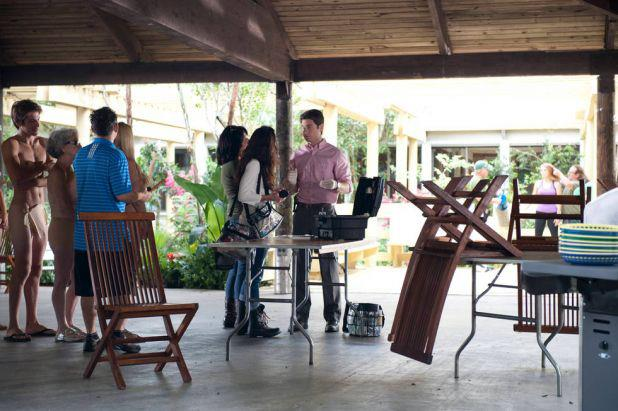 The Glades Behind the Scenes