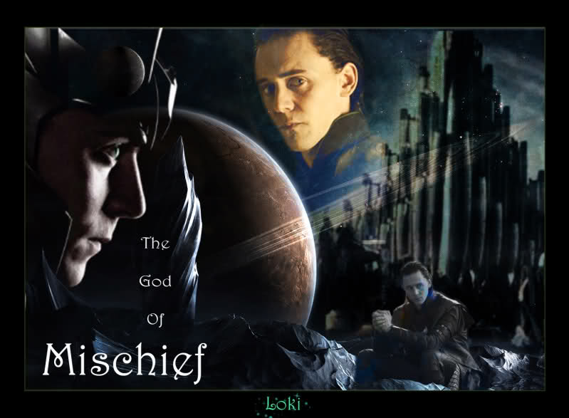 The God of Mischief - Loki (Thor 2011) Photo (32358380 ...