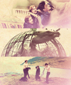 The Golden Trio - harry-ron-and-hermione fan art