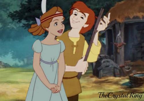 The Hero and his Princess