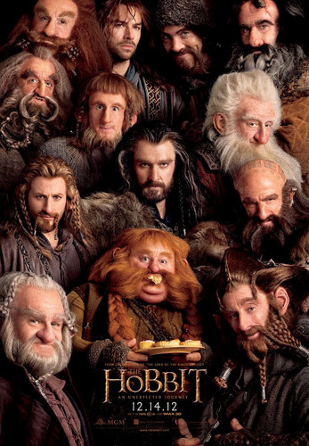 द हॉबिट वॉलपेपर entitled The Hobbit: An Unexpected Journey Poster