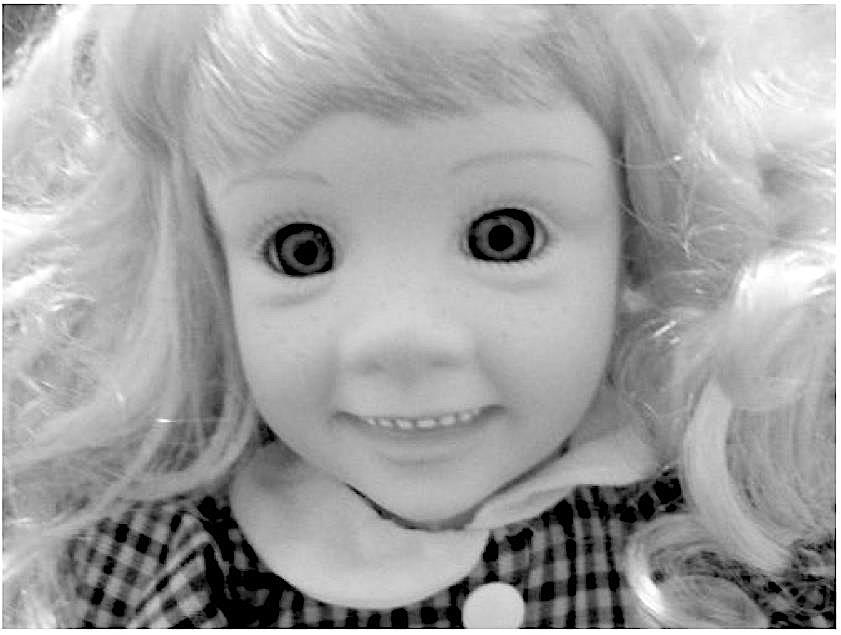 The Linda Blair Doll