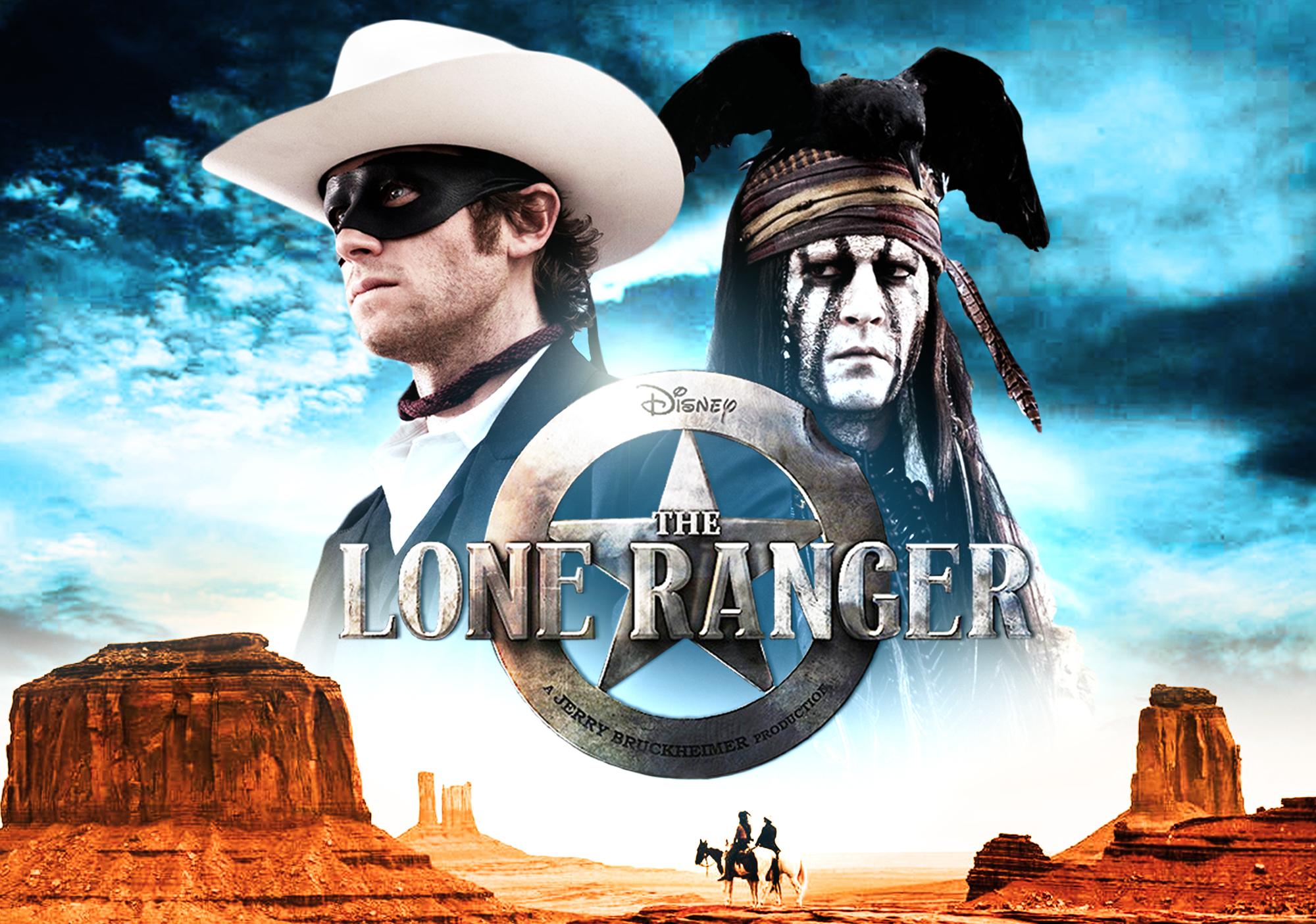 the lone ranger 2013 the lone ranger fan art 32352271
