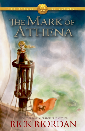 The Mark of Athena Cover
