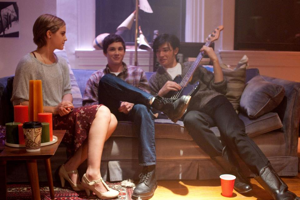 The Perks Of Being A Wallflower Film