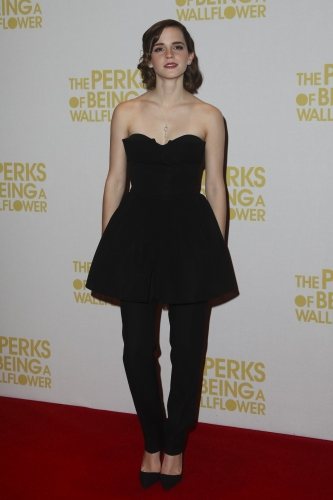 The Perks of Being a Wallflower Special Screening in लंडन - September 26, 2012