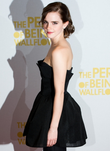 The Perks of Being a Wallflower Special Screening in London - September 26, 2012