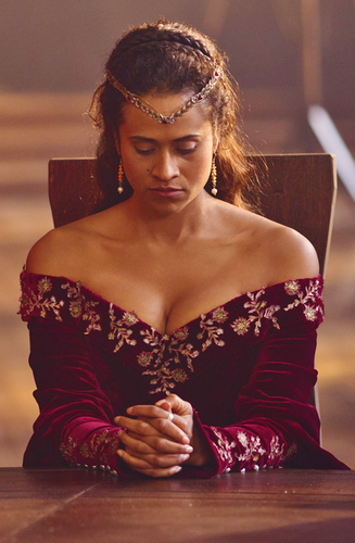 The Queen of Camelot