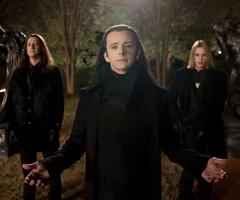 The Volturi Leaders-Aro,Marcus,Caius