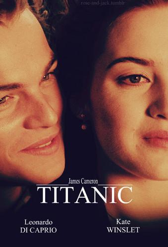 titanic (http://rose-and-jack.tumblr.com) My titanic poster
