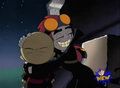 Jack Hugging Omi - xiaolin-showdown photo