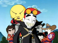Randomly Petting Jack's Hair - xiaolin-showdown photo