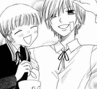 Tohru and Arisa