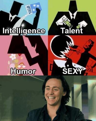 Tom Hiddleston 粉丝 Art