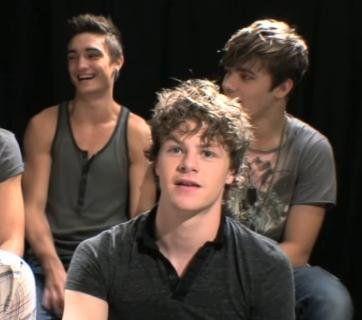 Tom ,Jay and Nathan