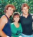 Tristan Rogers, Emma Samms & Jon-Erik Hexum - robert-and-holly photo