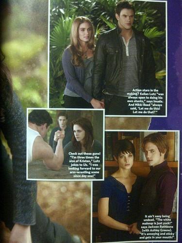 Twilight 5 - US Weekly