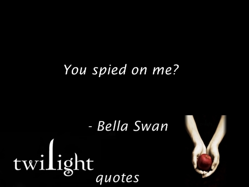 Twilight quotes 401-420 - twilight-series Fan Art