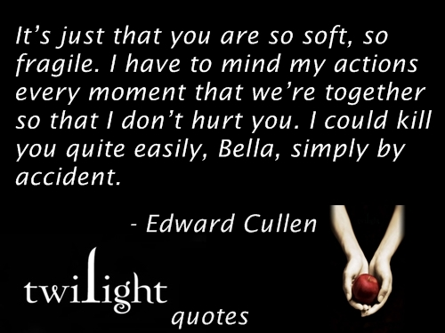 Twilight frases 421-440