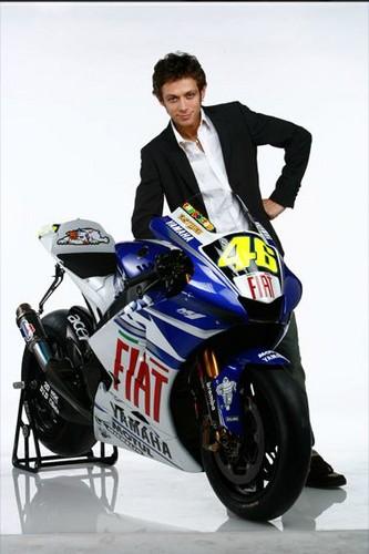 Valentino (Yamaha times)