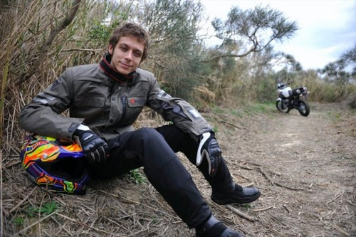 Valentino for Dainese