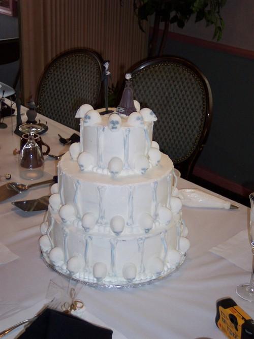 Victor Amp Victoria Wedding Cake