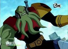 Ben 10: Ultimate Alien achtergrond possibly with anime entitled Vilgax