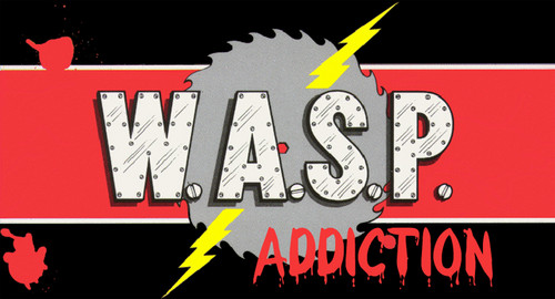 Blackie Lawless wallpaper possibly containing anime called W.a.s.p.  (Blackie) Lawless