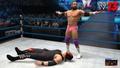 WWE '13: Damien Sandow vs Kane - wwe photo