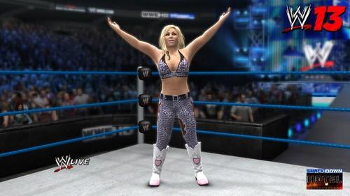 wwe '13: Natalya