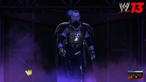 wwe '13: Undertaker