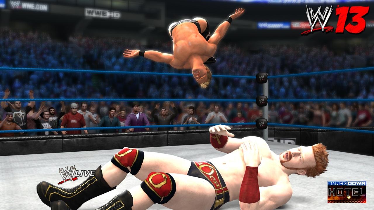 Xbox 360 Games WWE 13