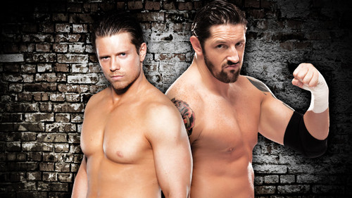 Wade Barrett and The Miz